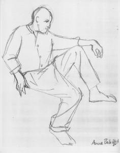 Don Duga sketch