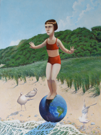 Balance, by Marie McCann-Barab
