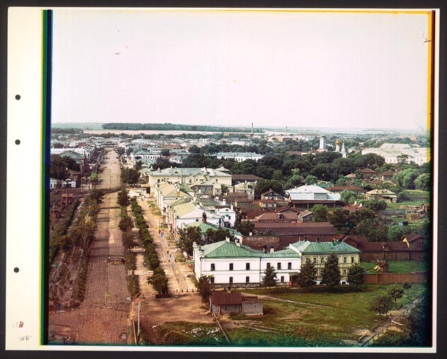 Ryazan around 1912