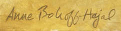 Anne Bobroff Hajals Signature