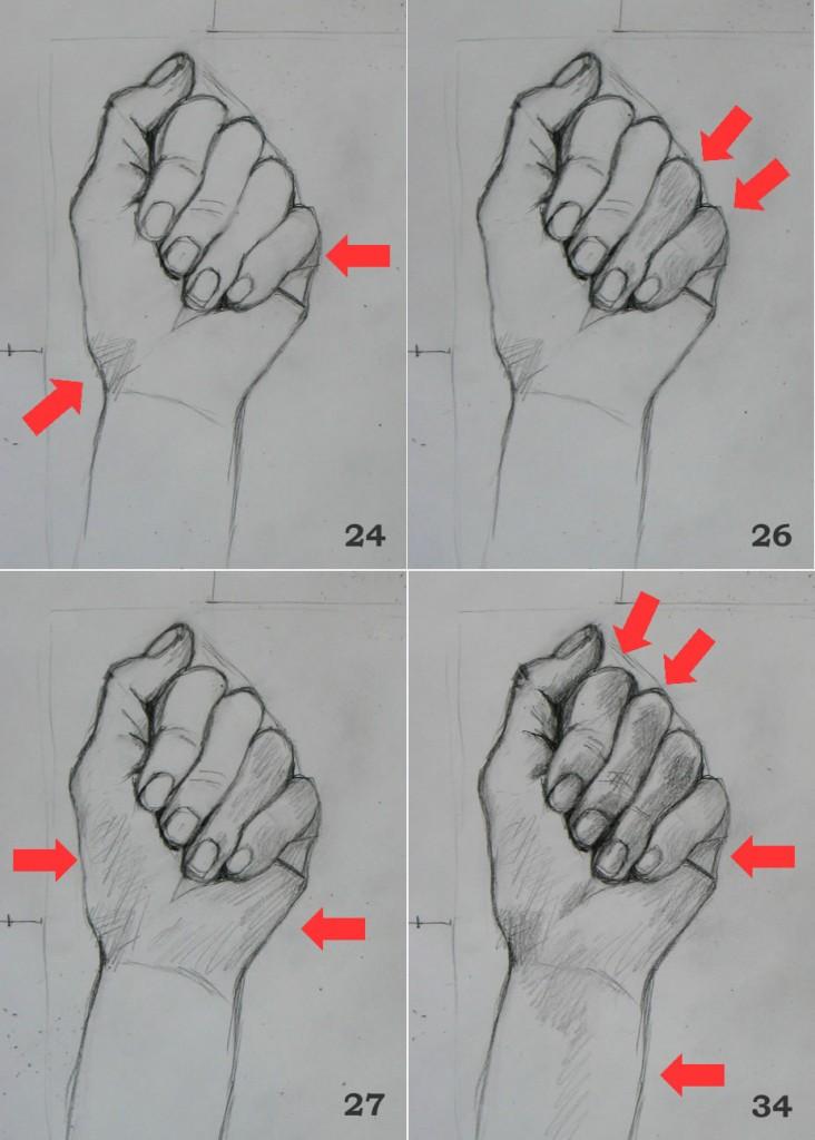 hand drawing tutorials demos portrait artist from westchester