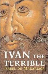 Isabel de Madariaga, Ivan the Terrible book cover