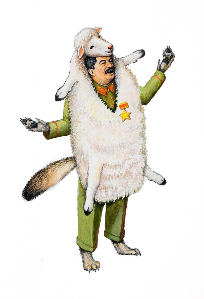 Stalin in Sheep's Clothing